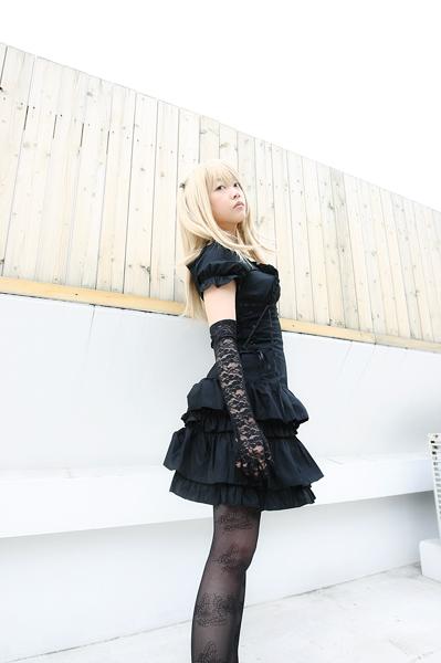 DEATH NOTE「彌 海砂」 [28p]